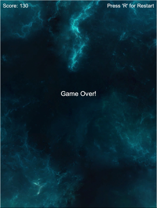 Space Shooter End Game 1