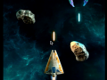 Space Shooter Main Screen