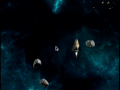 Space Shooter Rock Explosion 3